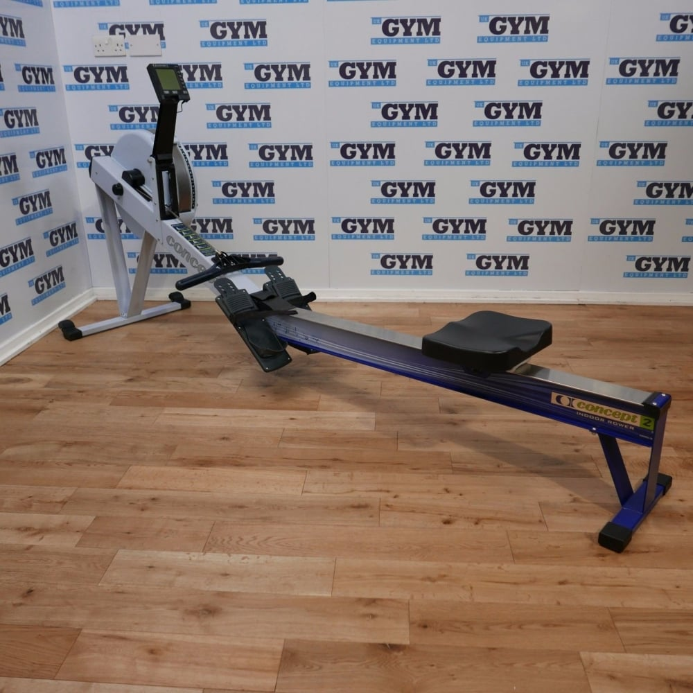 Concept 2 Model D >> Refurbished Model D Indoor Rower Pm3 Cardio Machines From Uk Gym