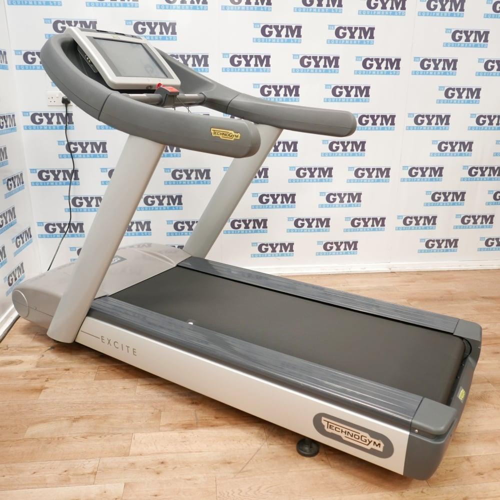 Refurbished Run Excite 700E Treadmill - Cardio Machines ...