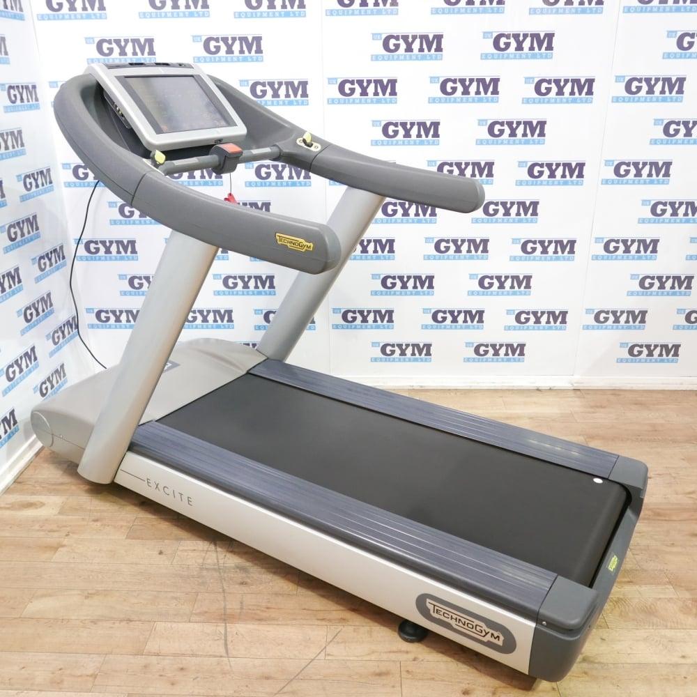 Technogym Refurbished Run Excite 900E Treadmill