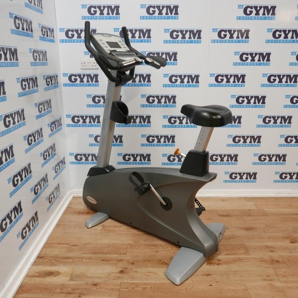 Refurbished U5x Upright Bike - Cardio Machines from UK Gym ...