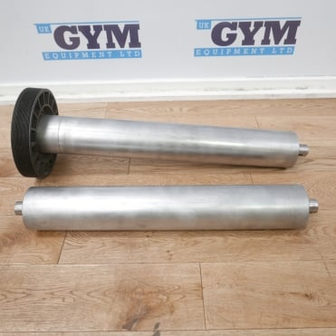 Refurbishment Service - Pair of 93T / 95Ti / 97Ti Treadmill Rollers