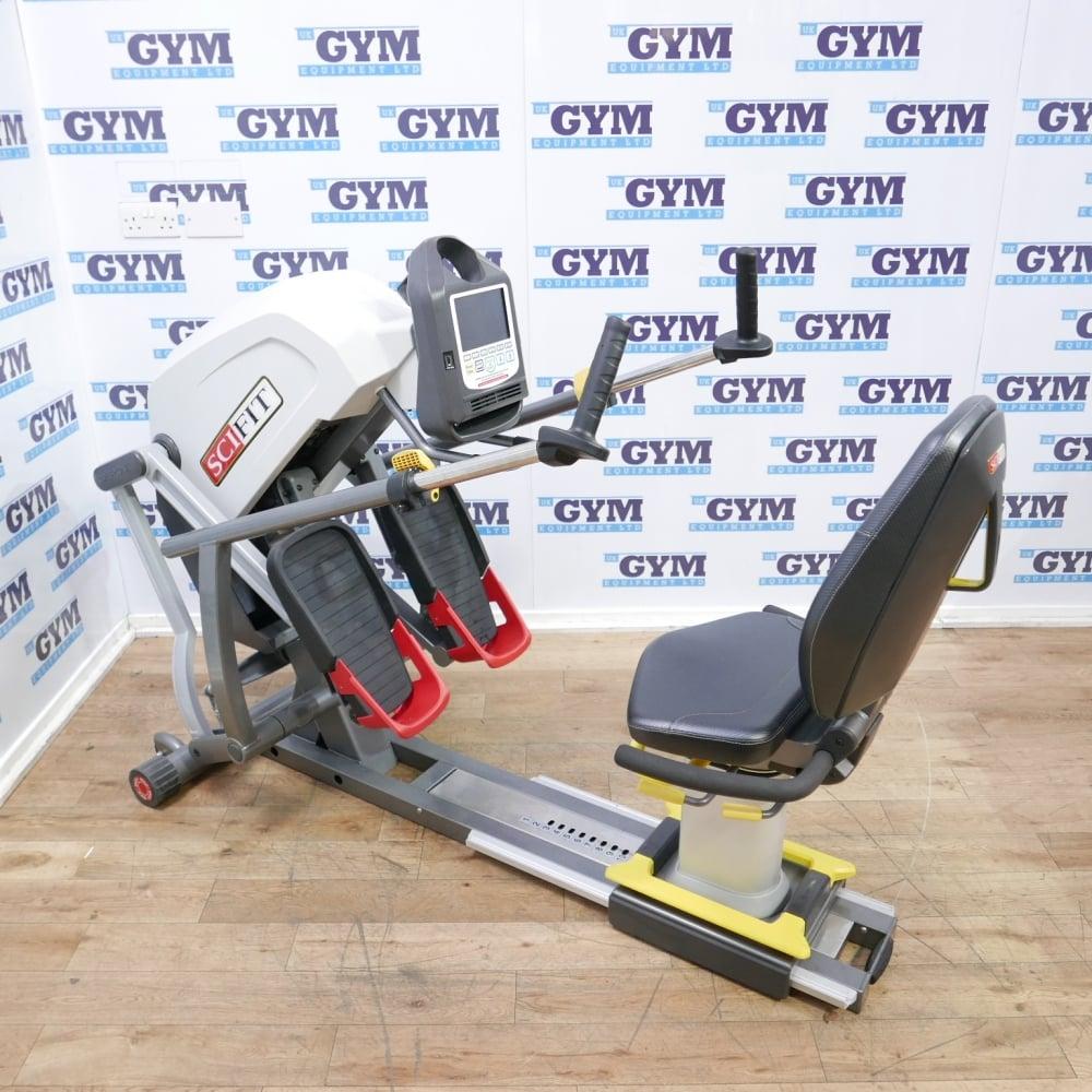 Refurbished Step One Recumbent Stepper - Cardio Machines ...