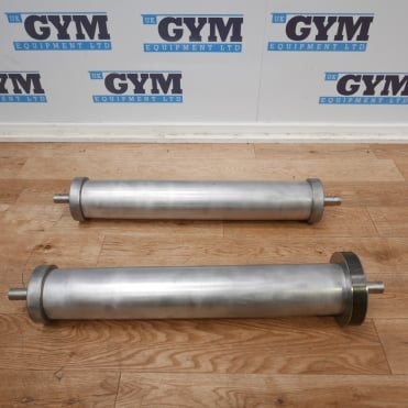 Service Exchange - Pair of Refurbished 954i / 956i / 966i Treadmill Rollers