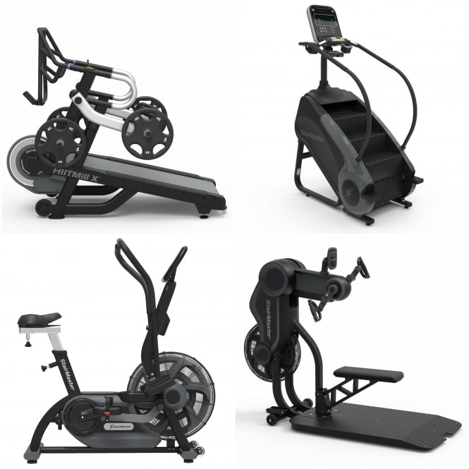 Hiit Package 1 - HiitMill X, Stepmill, AirFit & AirFit Upper Body