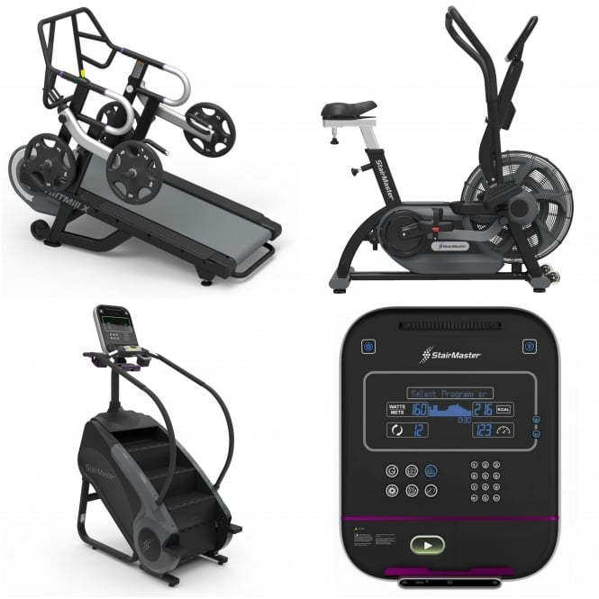 Hiit Package 4 Hiitmill X Gauntlet Stepmill Amp Airfit