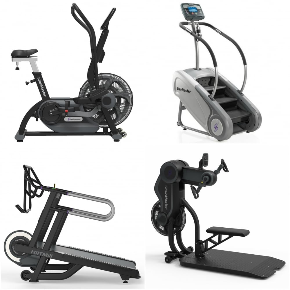Home Use Hiit Package 2 Hiitmill Stepmill Airfit