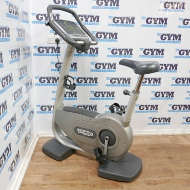 Refurbished Excite 700i Upright Bike (Blue Seat)