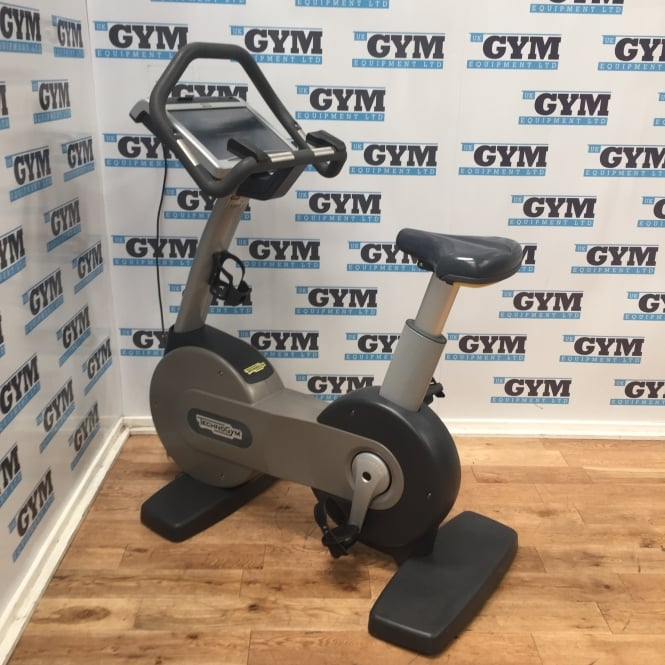 Technogym Refurbished Excite+ Visio Upright Bike