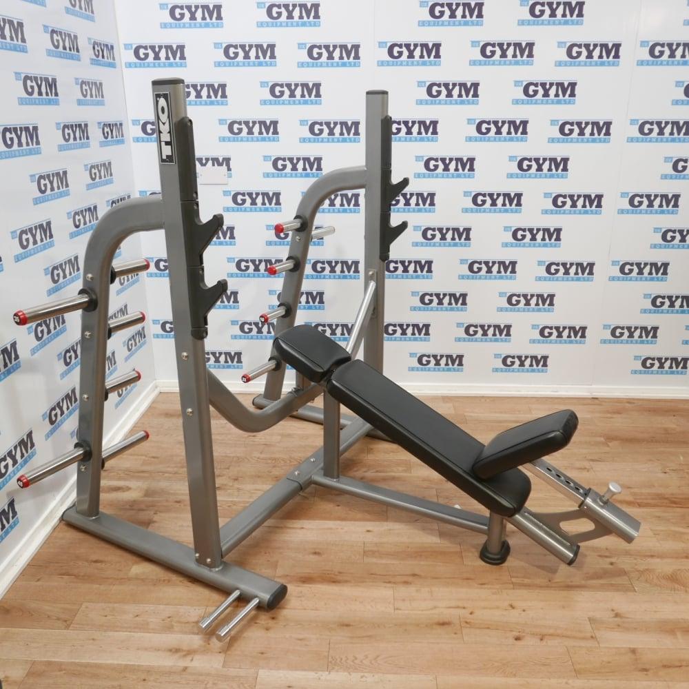 Tko Olympic Incline Bench