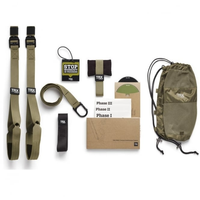TRX Tactical Force Suspension Training Package