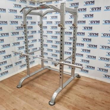 Used Bodymax Zenith Line Power Rack & 7ft Olympic Bar