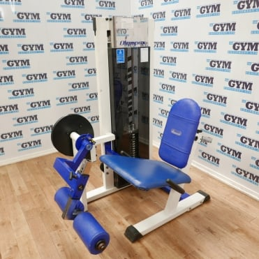 Used Leisure Line Seated Leg Extension