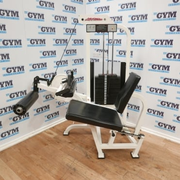 Used Pro Seated Leg Curl