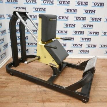 Used Pure Strength Plate Loaded Calf Press