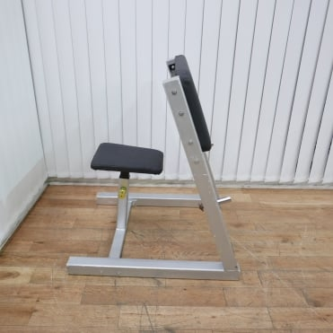 Used Watson Preacher Curl Bench
